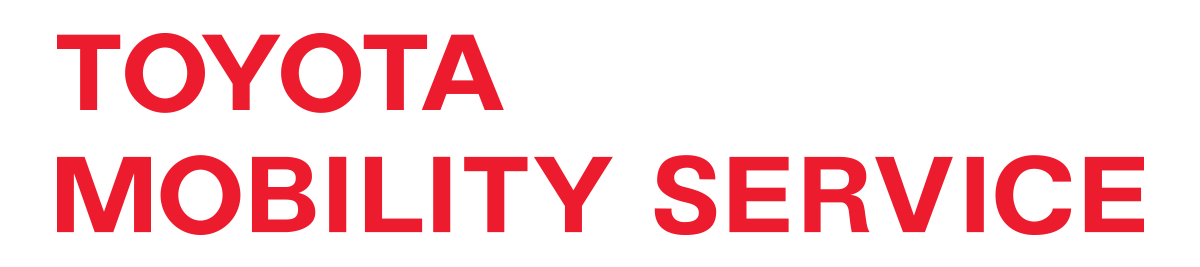 TOYOTA MOBILITY SERVICE
